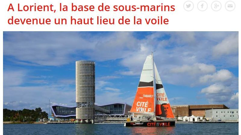 Emission radio RCF sur Lorient La Base