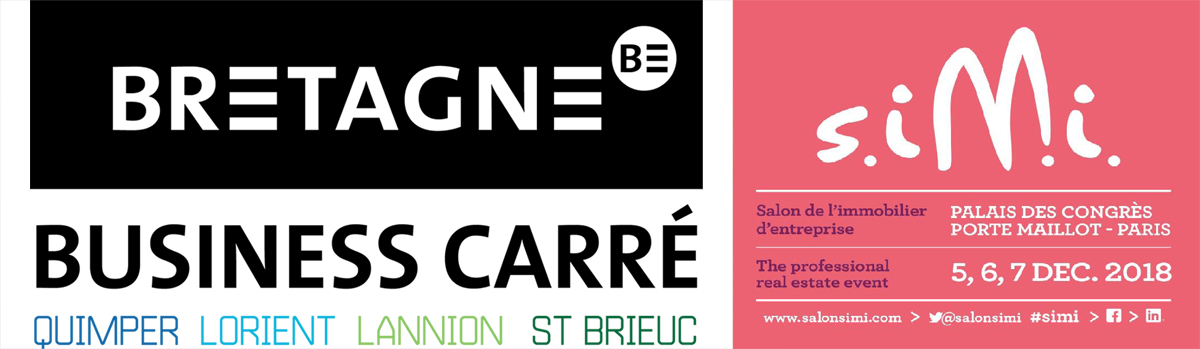 Logo Bretagne Business Carré SIMI 2018