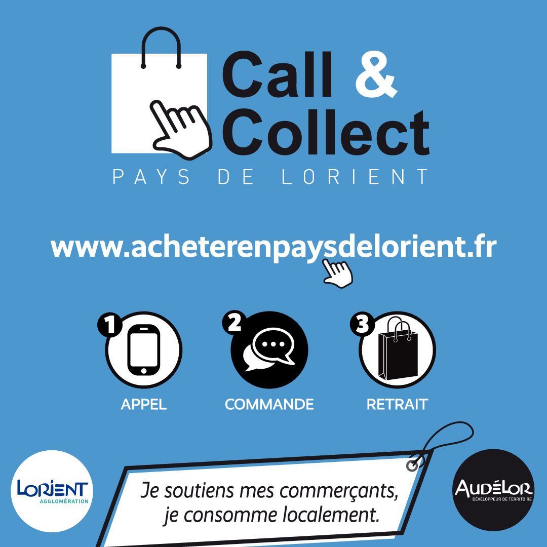 Call and Collect Pays de Lorient