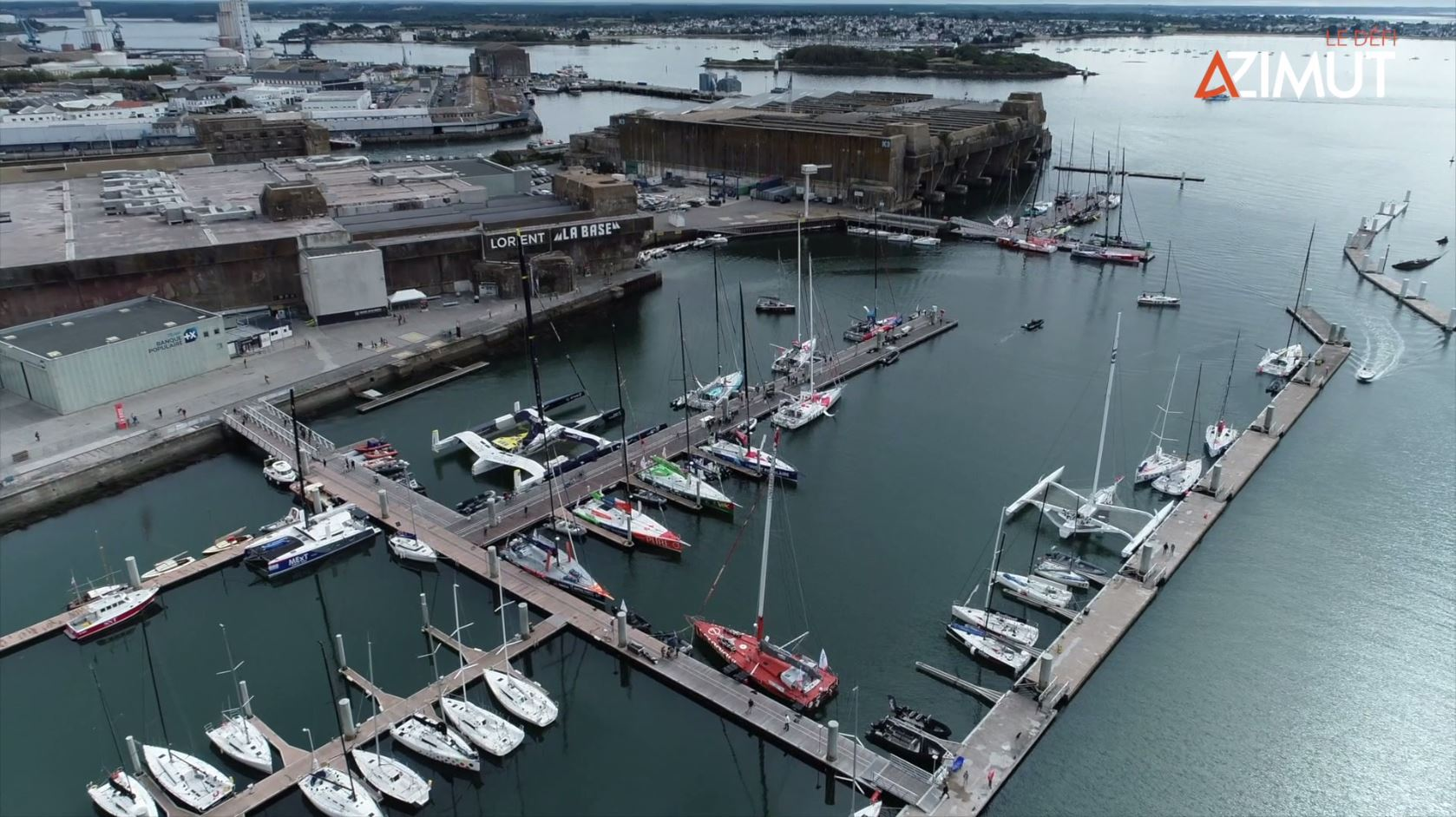 Au coeur de Lorient La Base #5 Port d'Exception