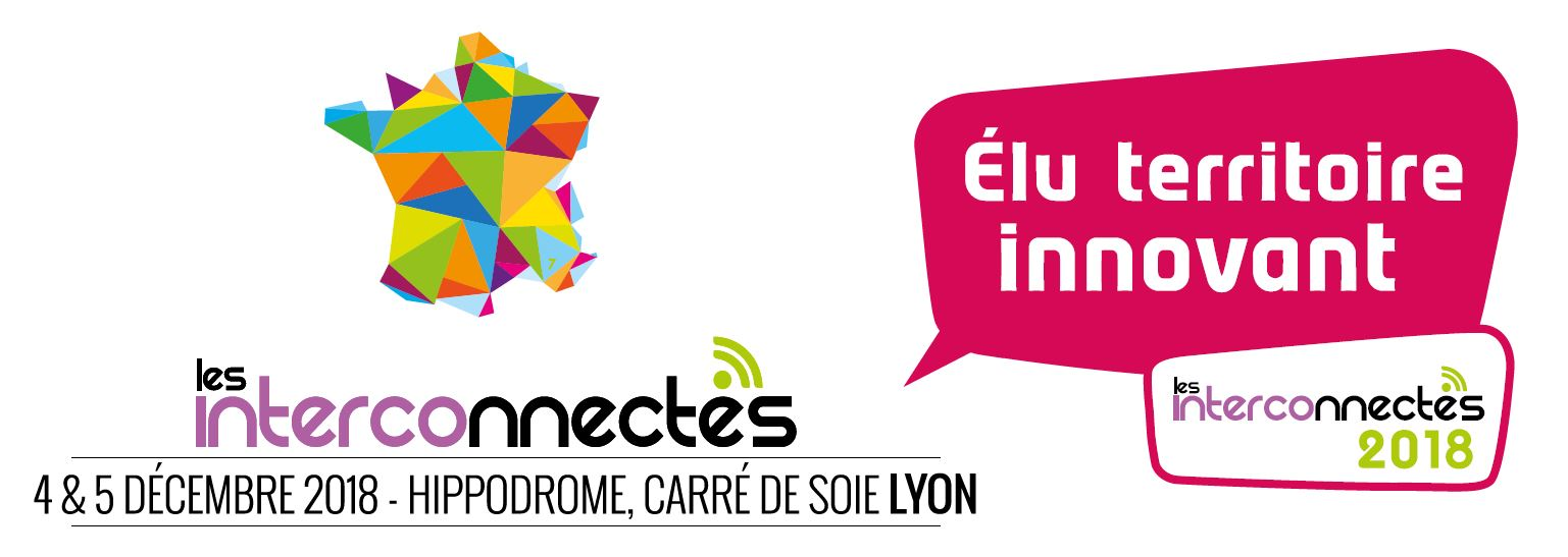 territoire innovant interconnectés 2018 blockchain