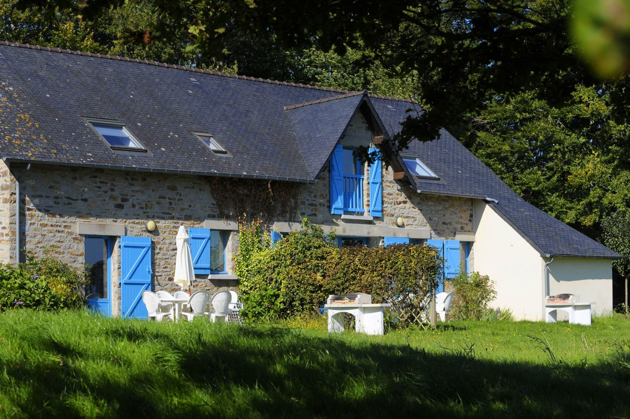 Photo du Gîte L'Alisier, Domaine du Lain, à Gestel