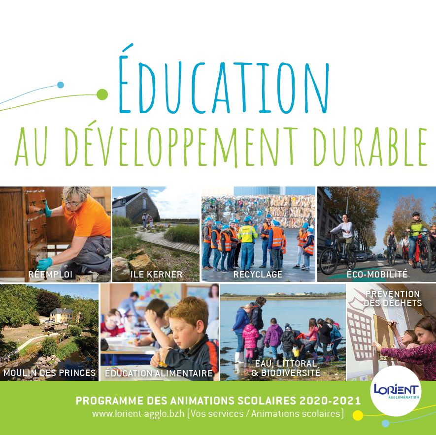 Education au developpement durable livret 2020